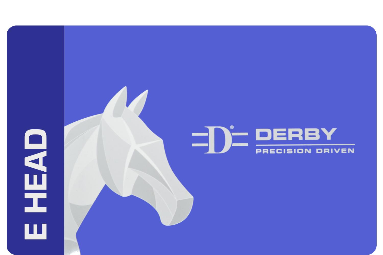 Derby E Head